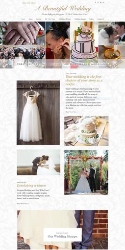 Sample of Website Design