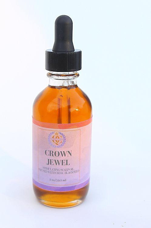 Crown Jewel Scalp Stimulator