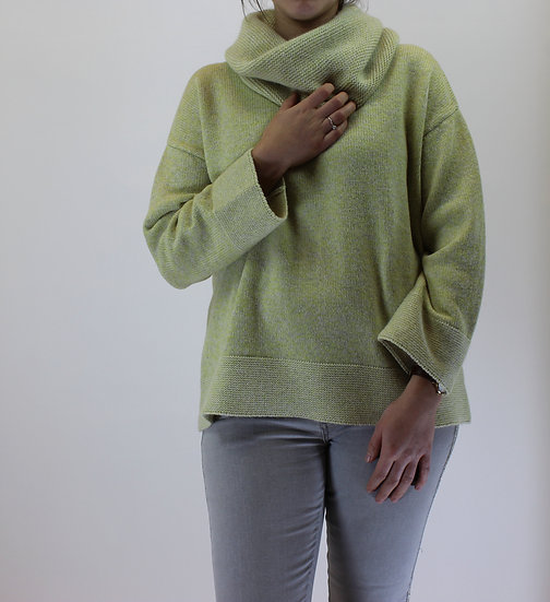 Pull+kraag Anne Claire maat 44