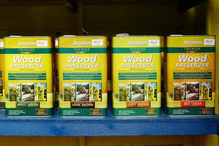 Barrattine Wood Preserver