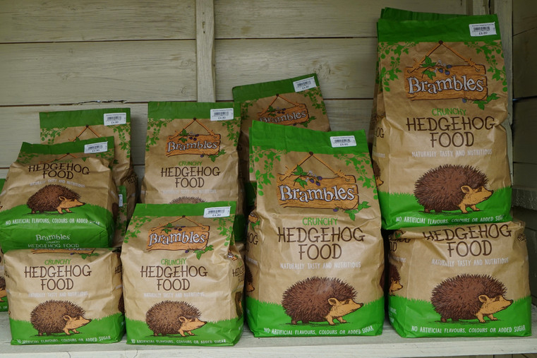 Brambles Hedgehog Food