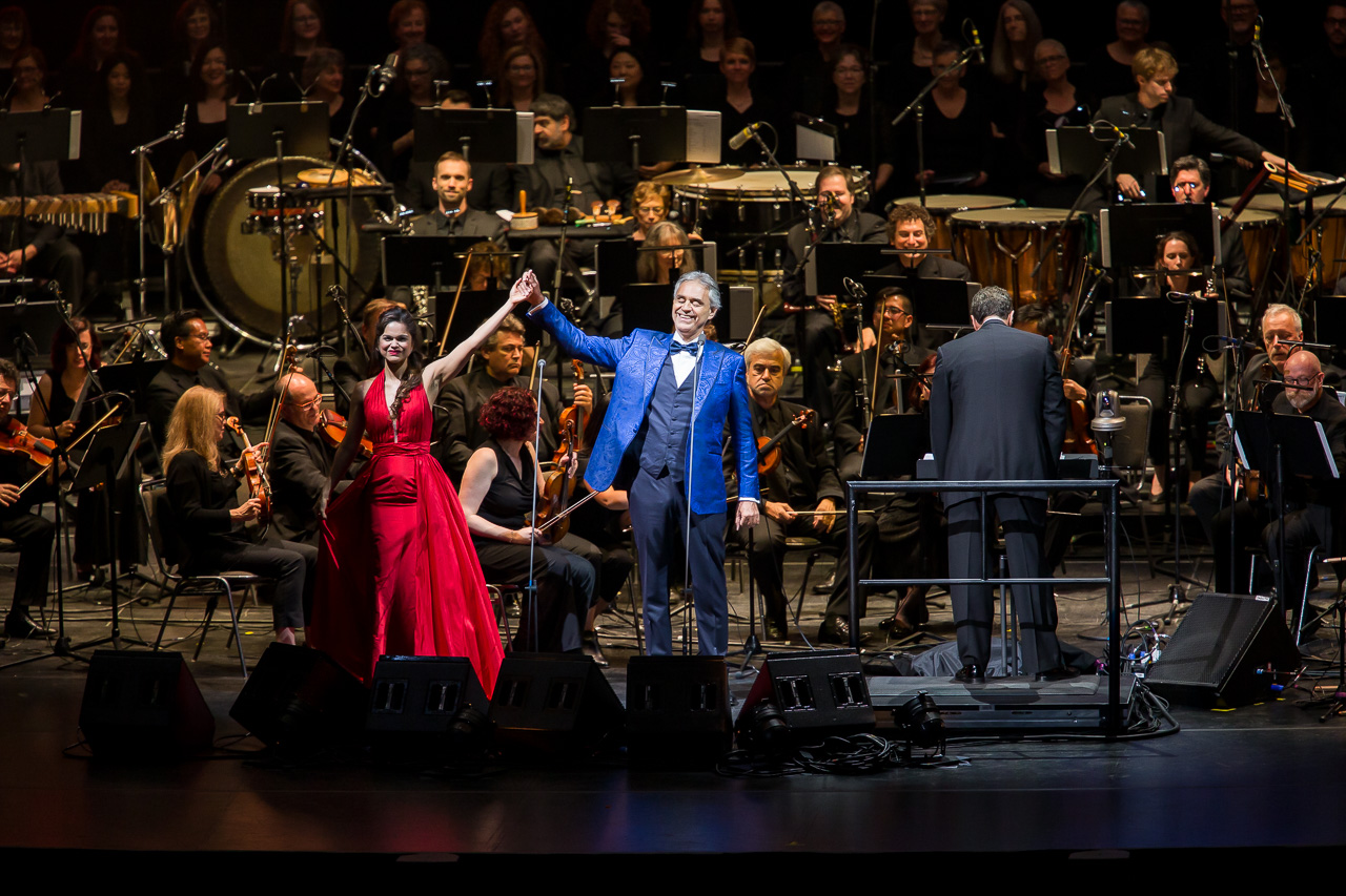 Andrea Bocelli at KeyArena - 56
