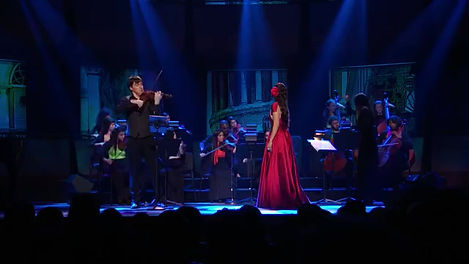 Soprano Larisa Martínez - Maria La O by Ernesto Lecuona
