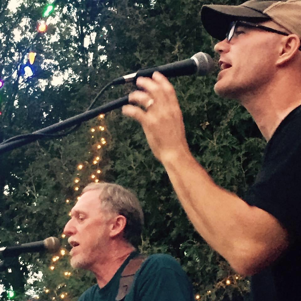 Joe & Del at the Summer Solstice Celebration