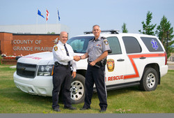 Central Peace Fire  Rescue Gets a New MF