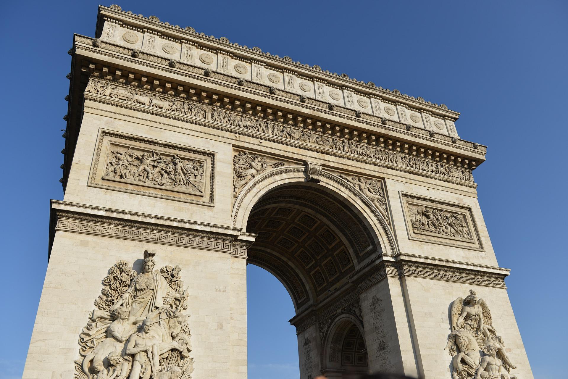 arc-de-triomphe-649270_1920