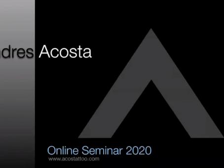 Q&A of webinar: Advance Tattooing Webinar Presentation Replay (11/08/20)