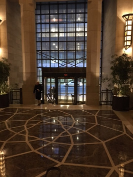 Four Seasons NYC hotel inspection