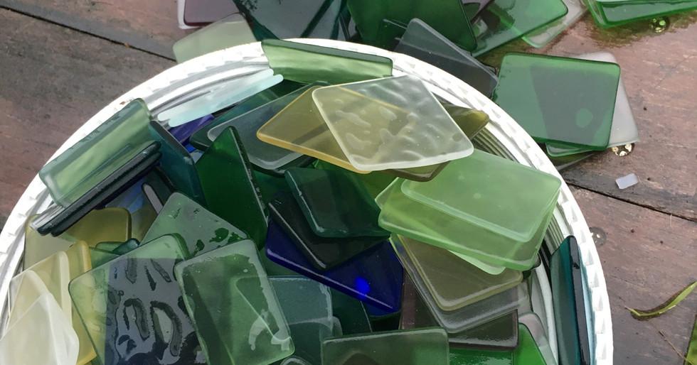 Glass tokens