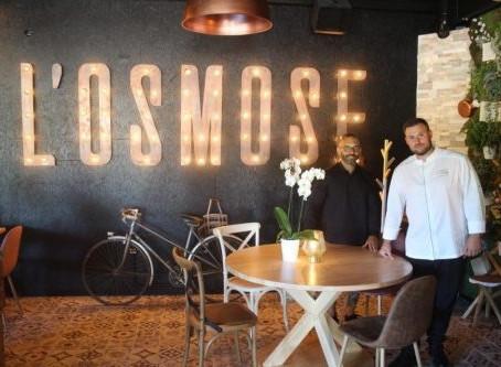 Green Food et Restaurant l'Osmose