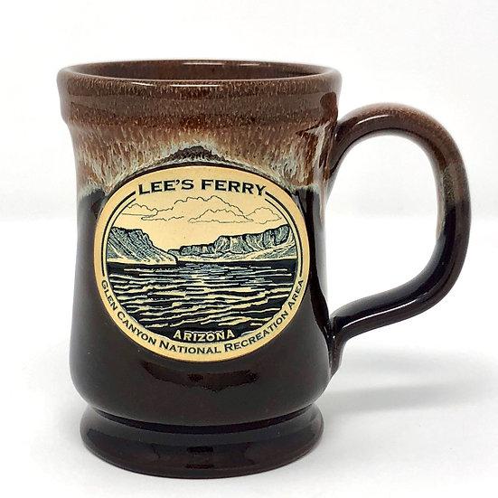 Lee's Ferry Stoneware Mug