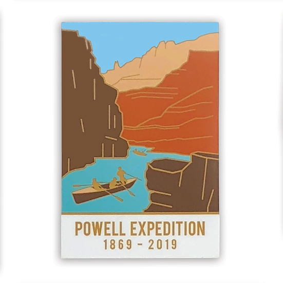 Powell Expedition Sticker