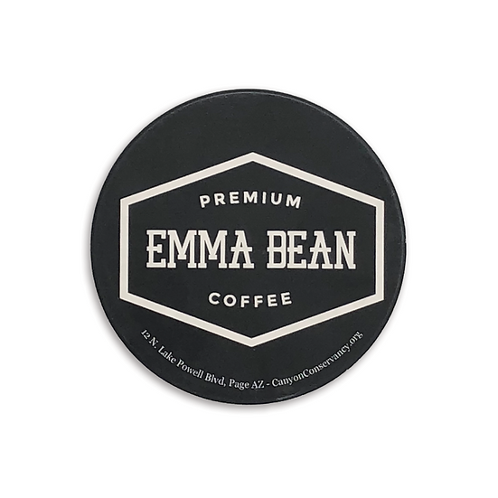 Emma Bean Ceramic Coaster