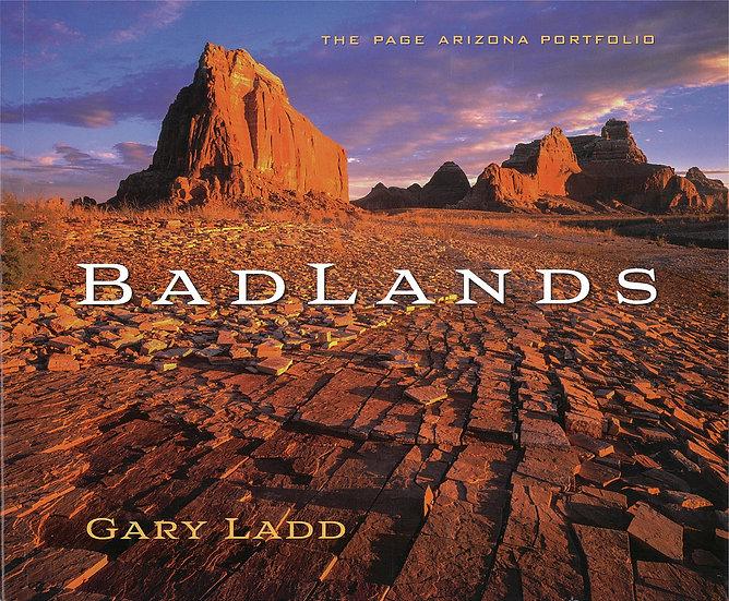 BadLands: the Page Arizona Portfolio