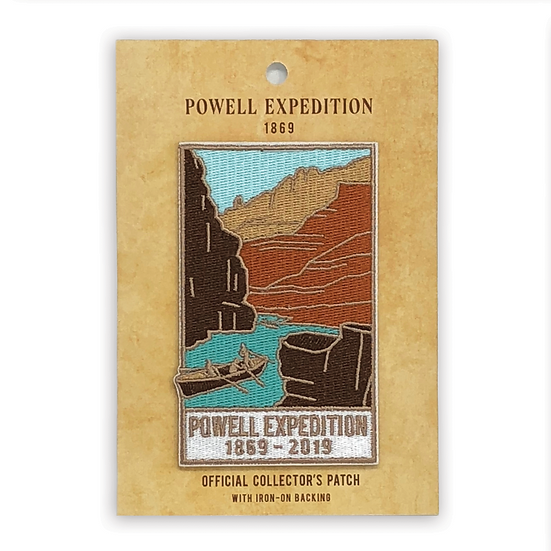 Powell Expedition Patch