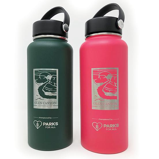 32 oz Engraved Hydro Flask