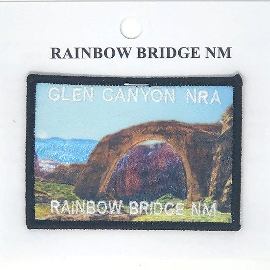 Rainbow Bridge Photo Patch