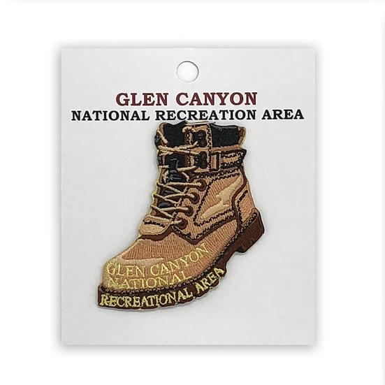 Glen Canyon Boot Patch