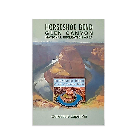 Horseshoe Bend Pin