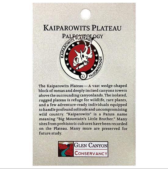 Kaiparowits Paleo Pin