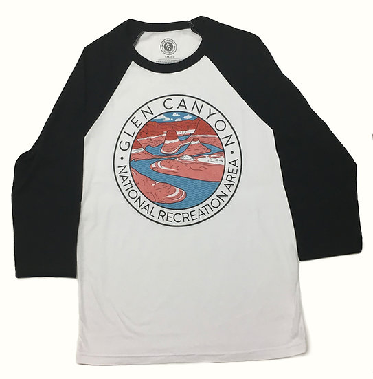 Glen Canyon Baseball T-Shirt