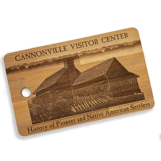 Cannonville Cutting Board