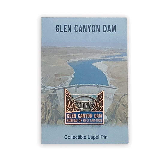 Glen Canyon Dam Pin