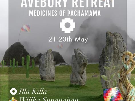 21st - 23rd May Avebury Retreat