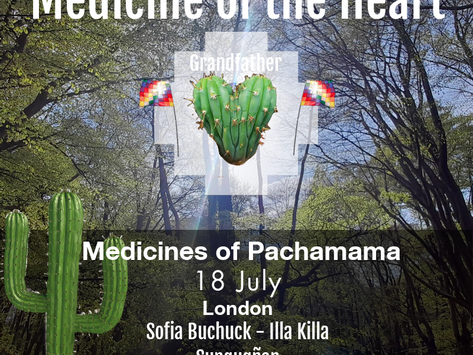 18th July Medicine of the Heart