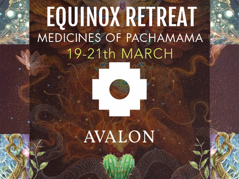 19th - 21th March Equinox Retreat  Return of Mother Earth