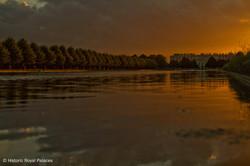 Long Water Hampton Court Palace