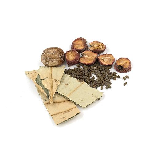 山楂荷葉祛水腫茶