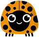 Lady Beetle Art