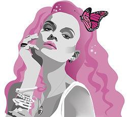 Fashion Illustration by Victoria Ellis