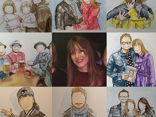 Art v Artist ~ My 8 favourite illustrations