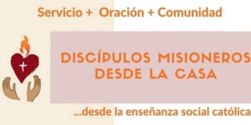 Discípulos Misioneros Desde la Casa