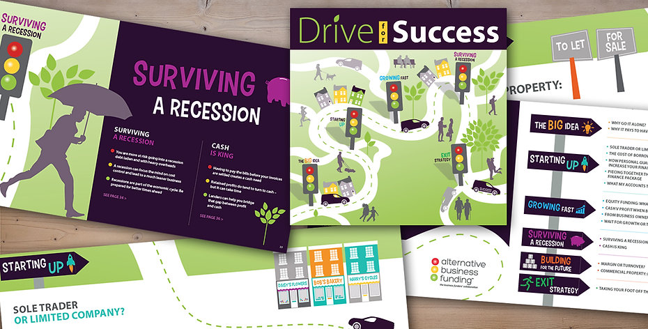 Drive for Success brochure