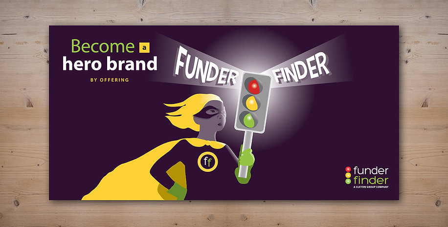 Funder Finder Brochure