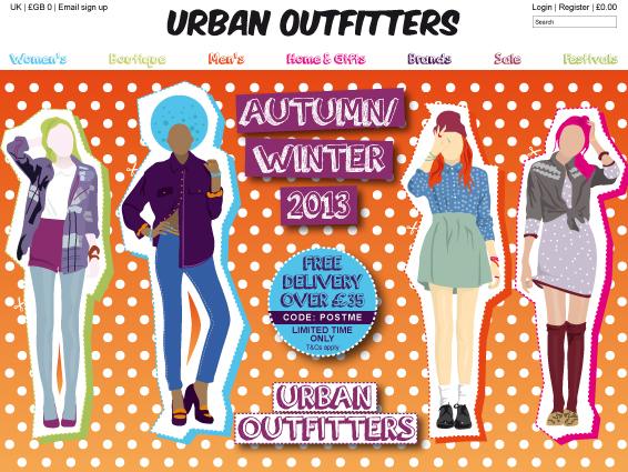 Website design | Victoria Ellis