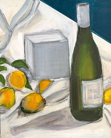 """Still Life for Bailliere""    
