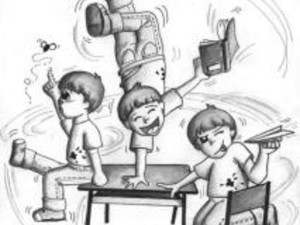 Iperattività nei Bambini