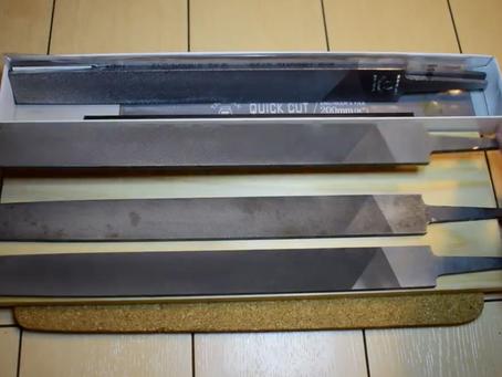 【加工】鉄ヤスリの選び方からヤスリ台の作り方