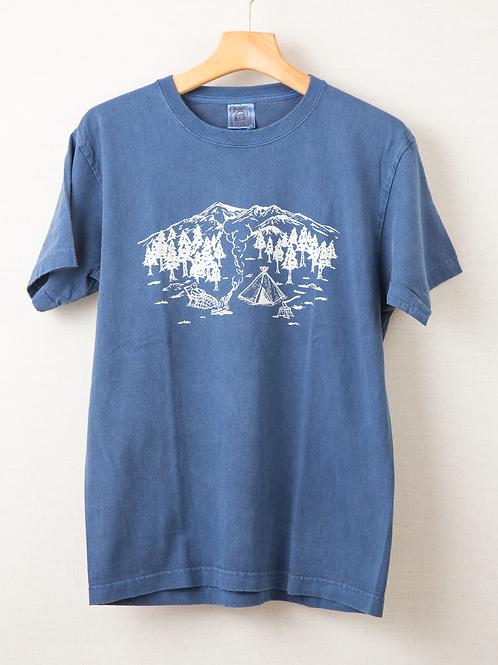 アルゴン ピグメントTシャツ(イラスト)