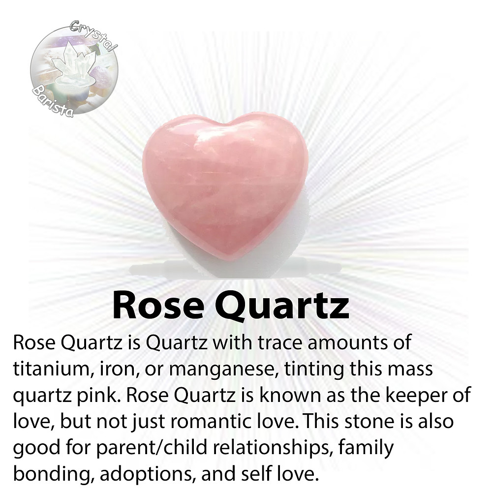 Meaning and Uses of Rose Quartz