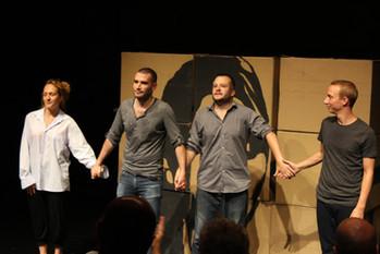 A RÉV nyerte a II. Komlói Amatőr Színházi Találkozót
