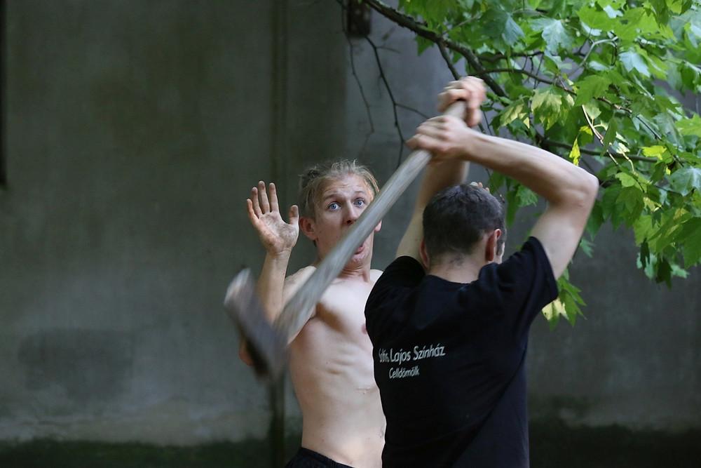 Piller Ádám és Tóth Ákos (fotó: Pörneczy Tamás)