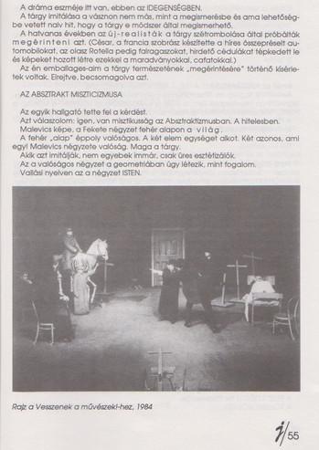 Tadeusz Kantor: A színház elemi iskolája - 2. rész