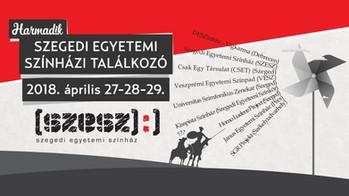 Szegeden találkoznak az egyetemi színházak