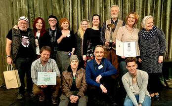 Az Orfeusz Társulaté a fődíj, díjeső a RÉV-nek Balassagyarmaton
