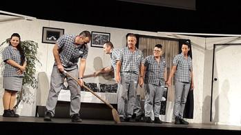 Elítéltek színháza - börtönszínházi találkozó